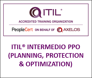 Curso Certificación ITIL PLANNING, PROTECTION AND OPTIMIZATION